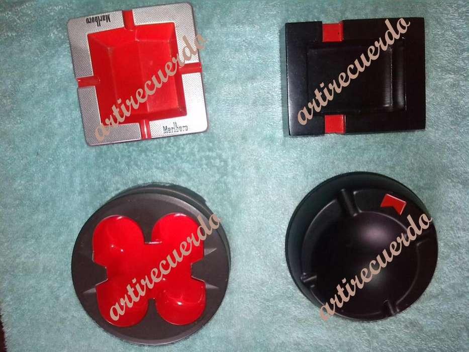 Coleccion de Cenicero Publicidad Marlboro