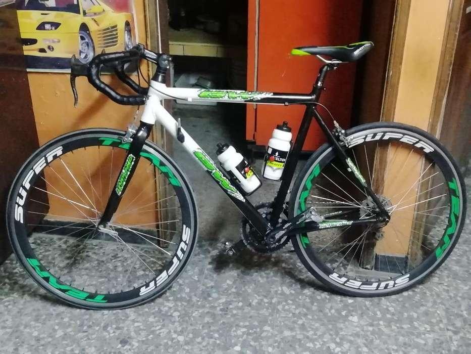Hermosa Bicicleta