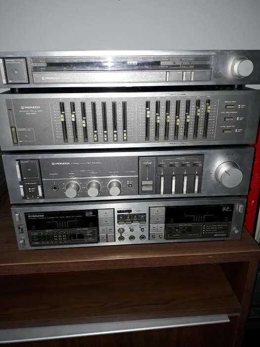 Vendo Amplificador Pioneer por Modulos