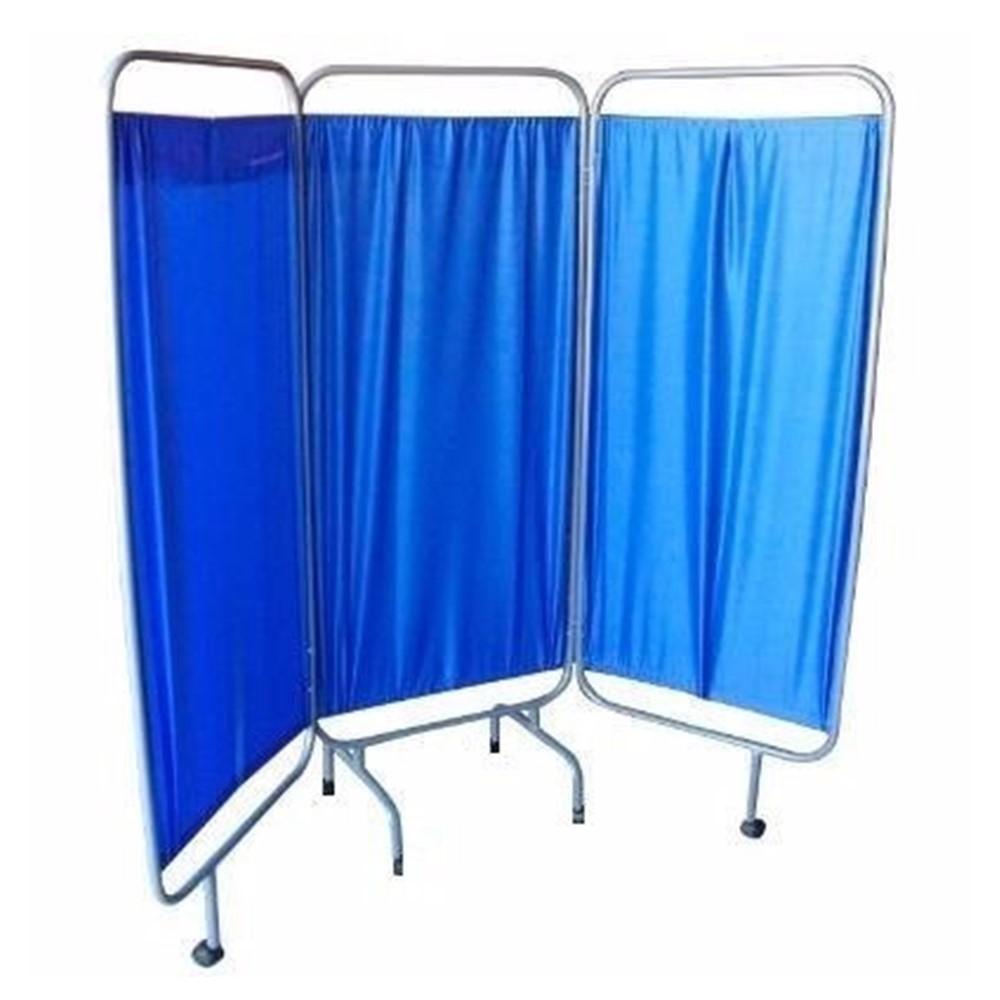 Biombo de 3 cuerpos plegables para consultorios, hospitales etc