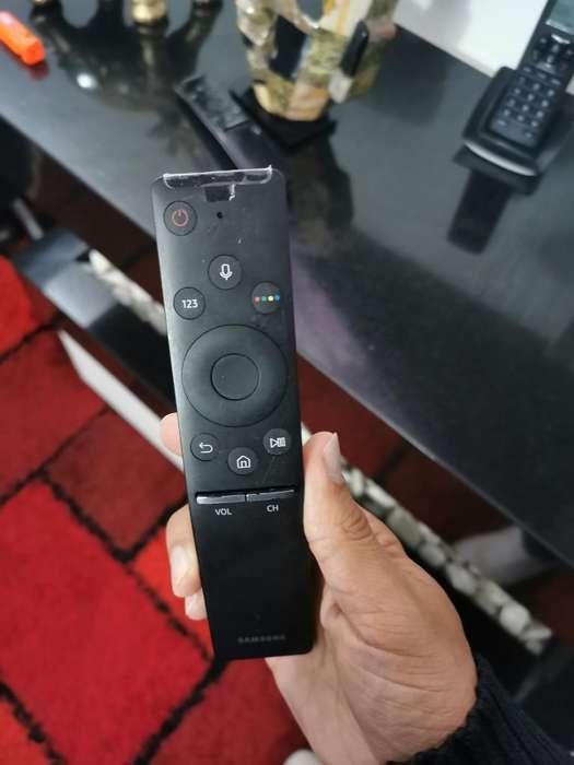Control Tv 4k Samsung Nuevo