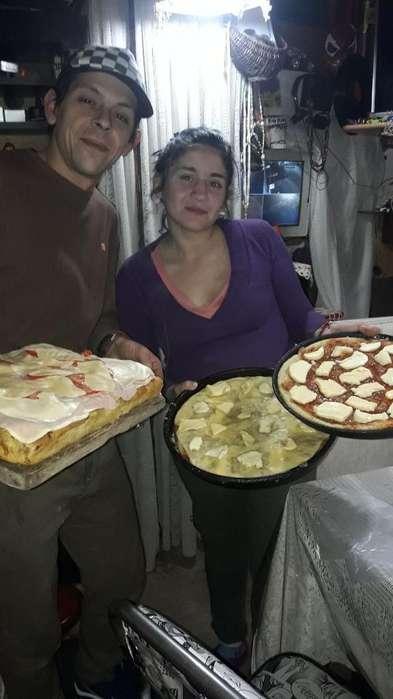 Vendo Pizzas
