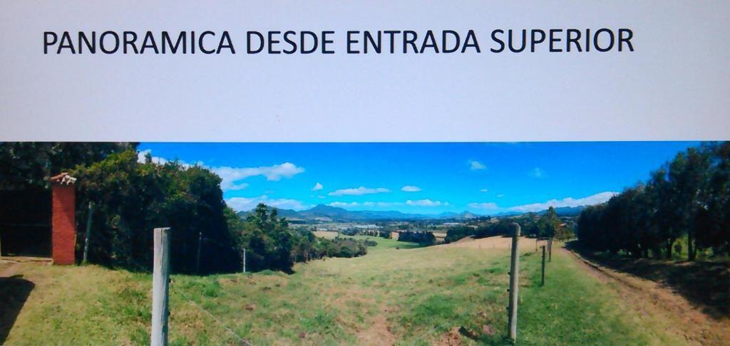 Finca Santa María, se vende. En Guasca, Cundinamarca