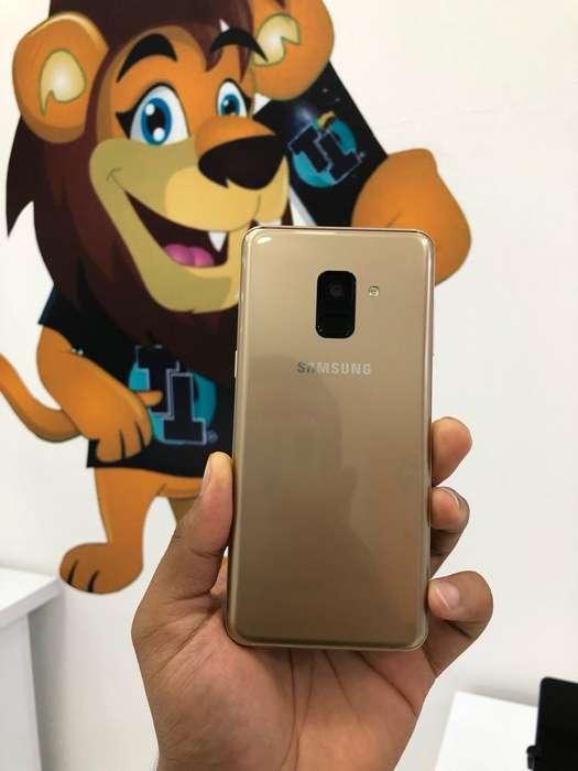Samsung A8 Usado