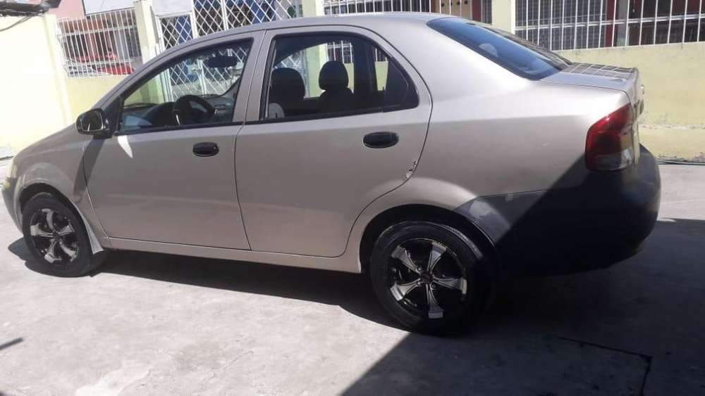 Chevrolet Aveo Family 2010 - 453000 km