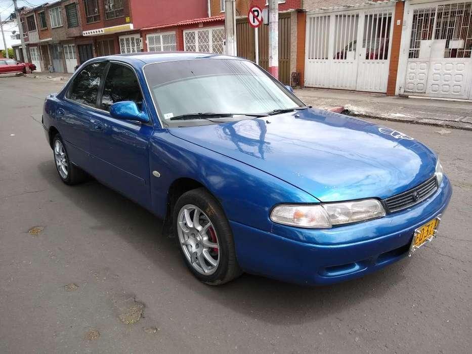 Mazda Matsuri 1994 - 200000 km