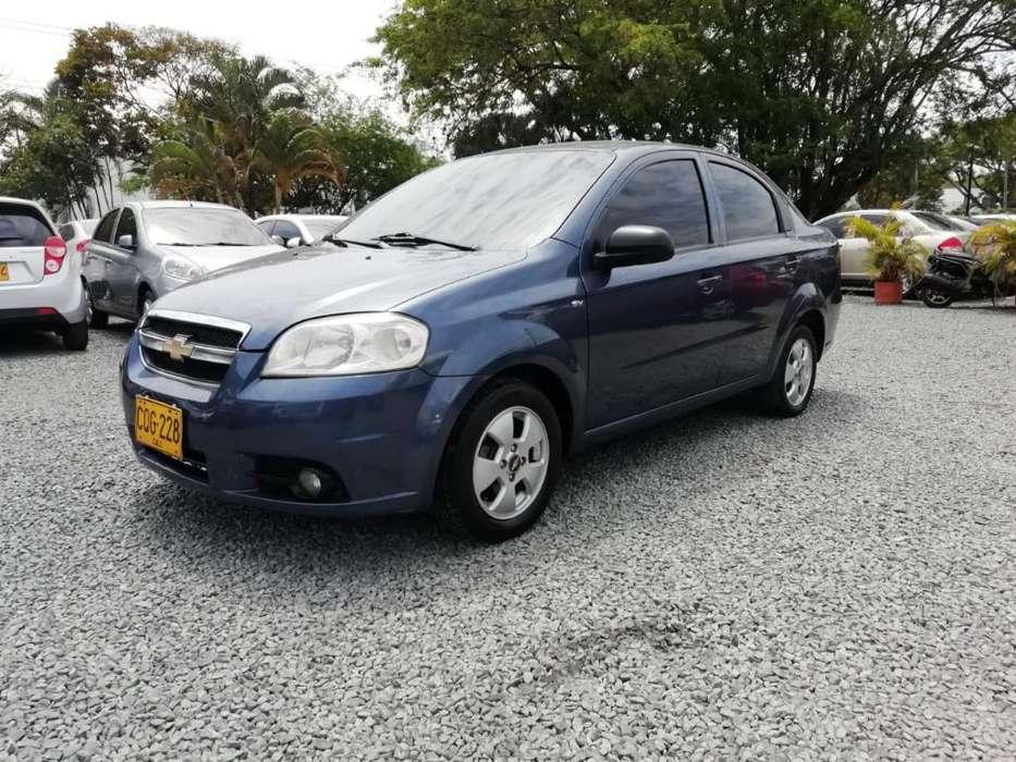 Chevrolet Aveo Emotion 2008 - 98000 km