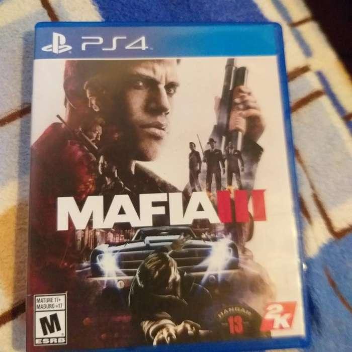 Videojuego Mafia 3 en Perfecto Estado