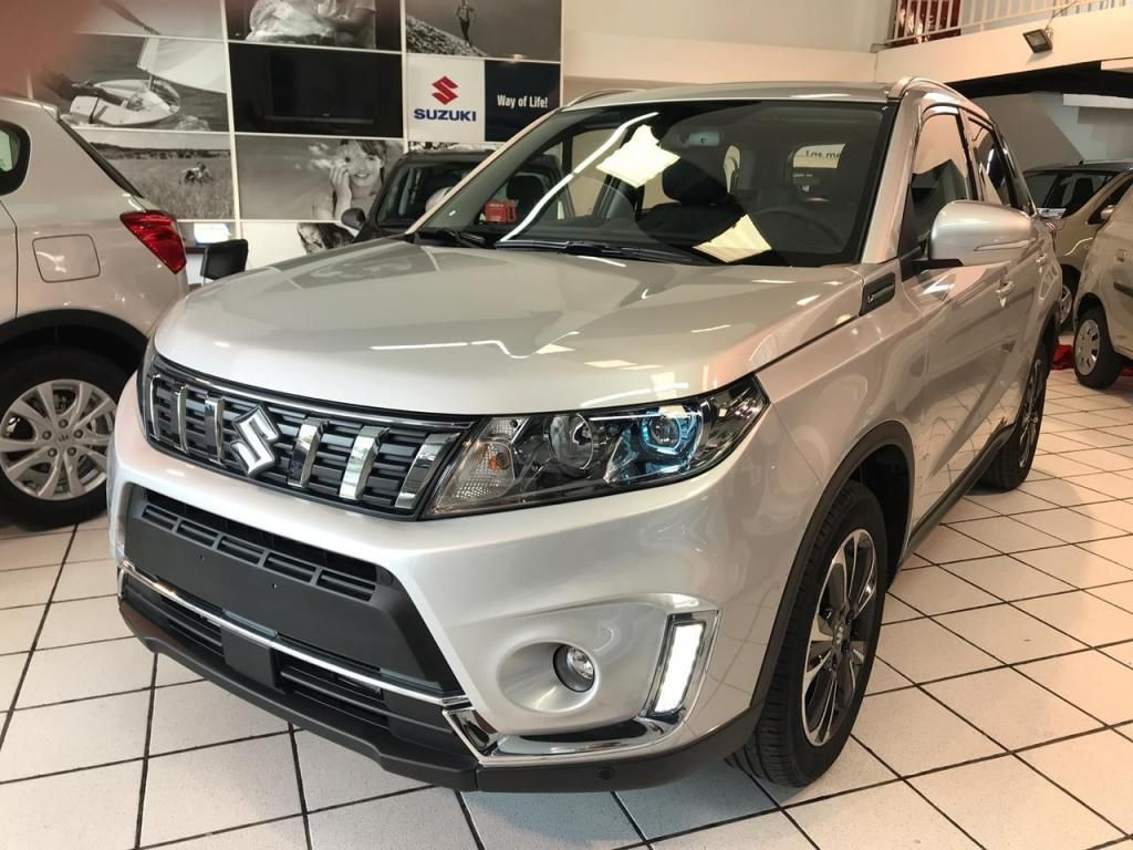 SUZUKI VITARA LIVE ALL GRIP FULL SKY AUTOMATICA 2019