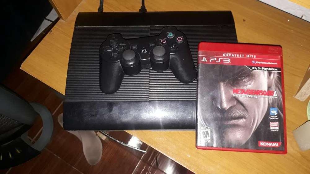 Vendo Play 3 500gb de Memoria Destrab