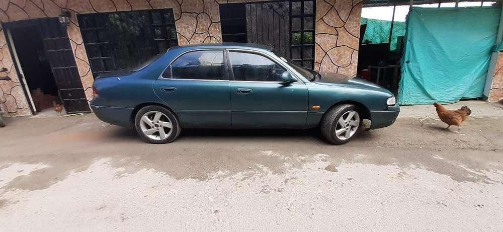 Mazda 626 1994 - 241598 km