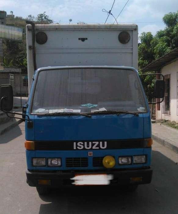 camión isuzu cooperado tipo furgon