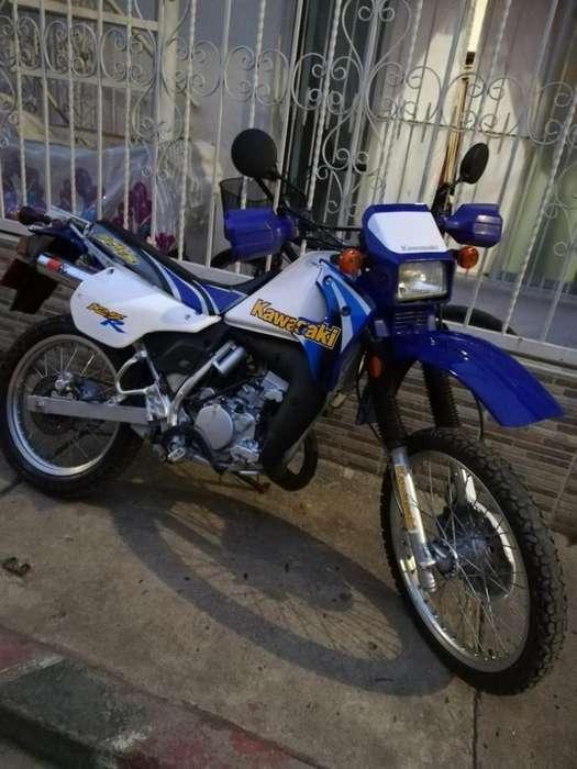 Vendo Kmx 125 Mod 97 Valluna, Al Dia