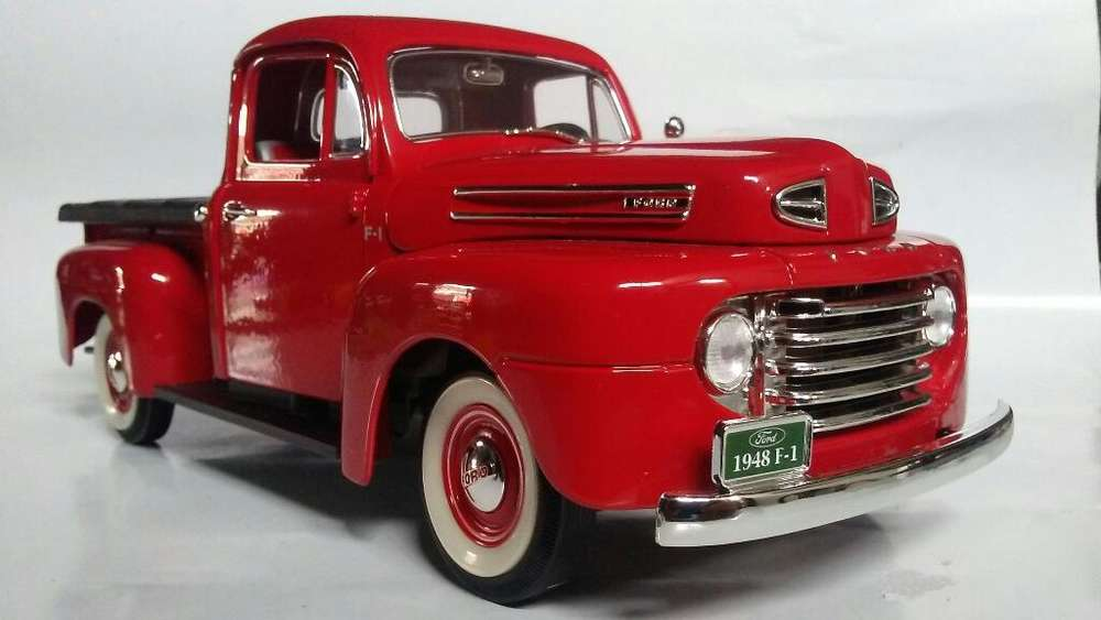 Ford 1948 Pick Up Escala 1:18
