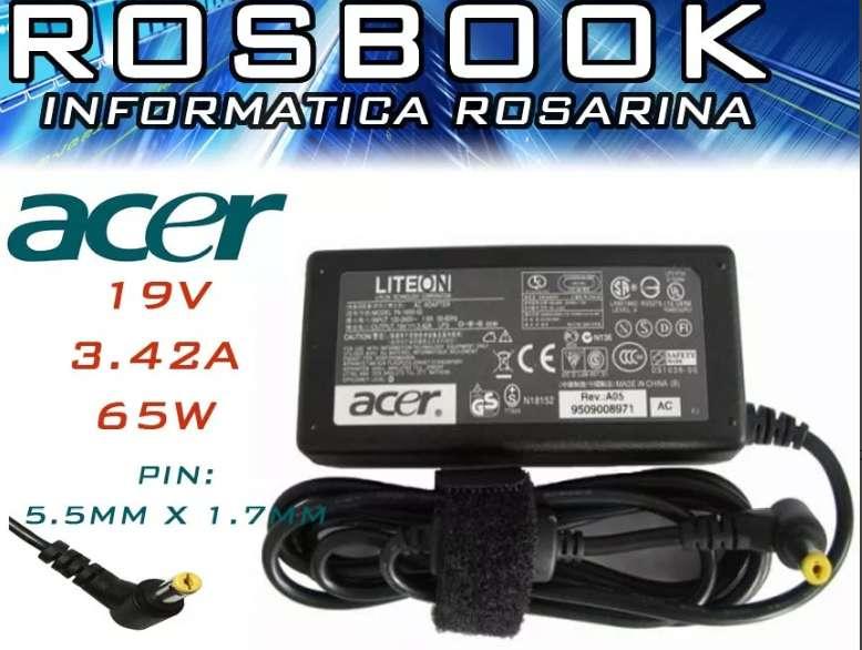 Fuente Cargador Notebook Acer Aspire Extensa Travelmate