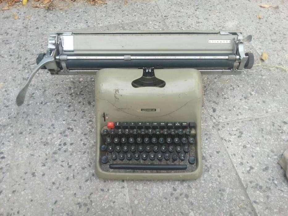 Maquina de Escribir Olivetti: Lexikon 80