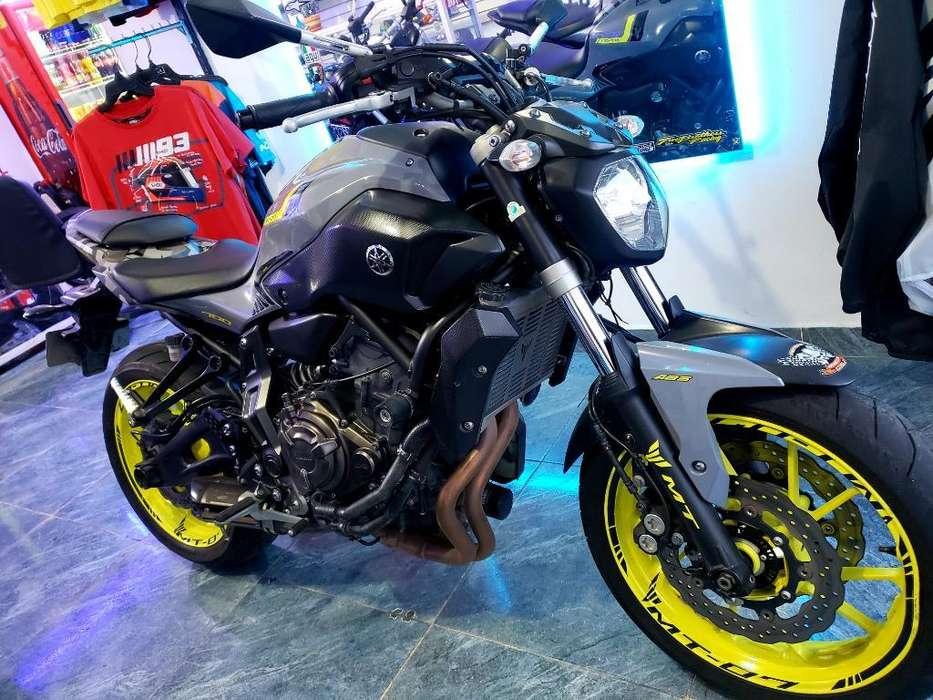 Yamaha Mt07 2016 , Er6n, Xj6, Z800,