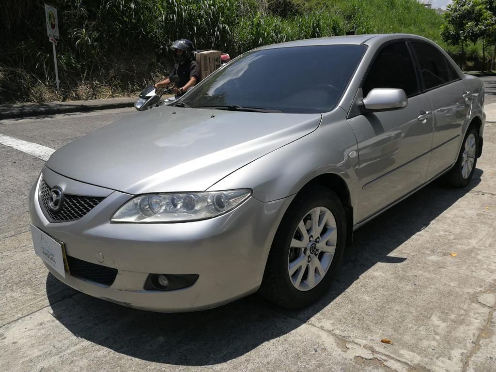 Mazda 6 M4 2006 Mecanica 2.0 781