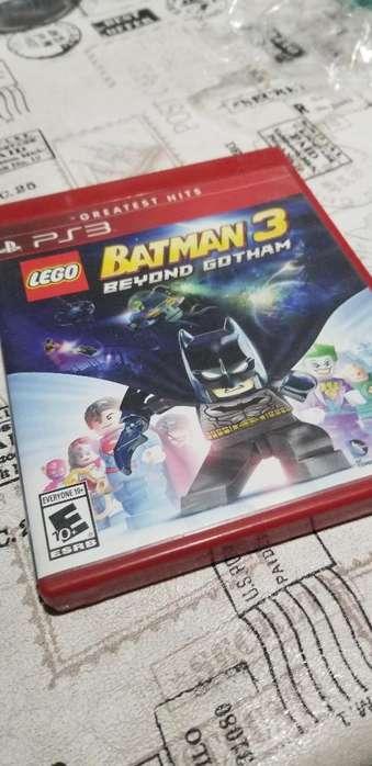 Play 3 D play 3 Batman Juego