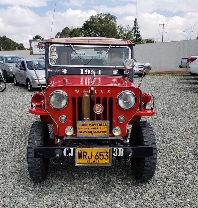 JEEP Willys 1954 - 100000 km