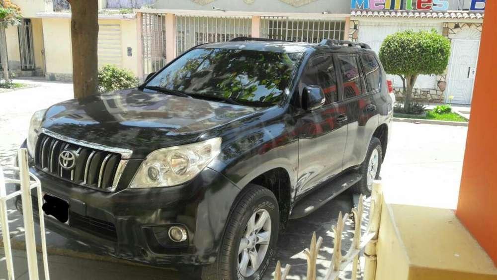 Toyota Land Cruiser Prado 2011 - 69000 km