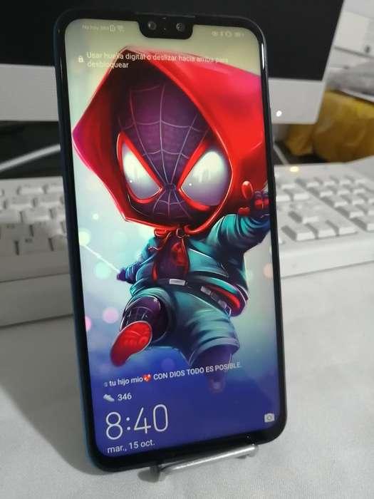 Huawei Y9 2019 con Caja Y Factura Legal