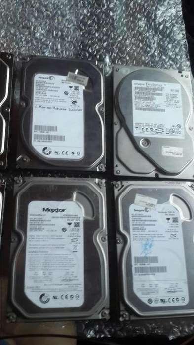 HDD discos duros pc 250 GB