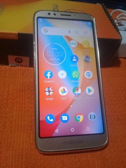 Moto E5 Play Libre Impecable