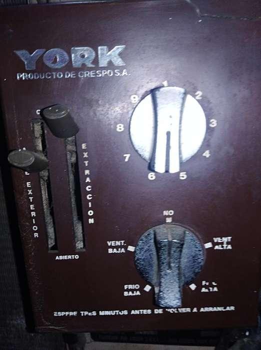 Aire Acondicionado York Ventana 2500f