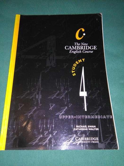 The New Cambridge English Course Student 4 michael Swan libro de ingles