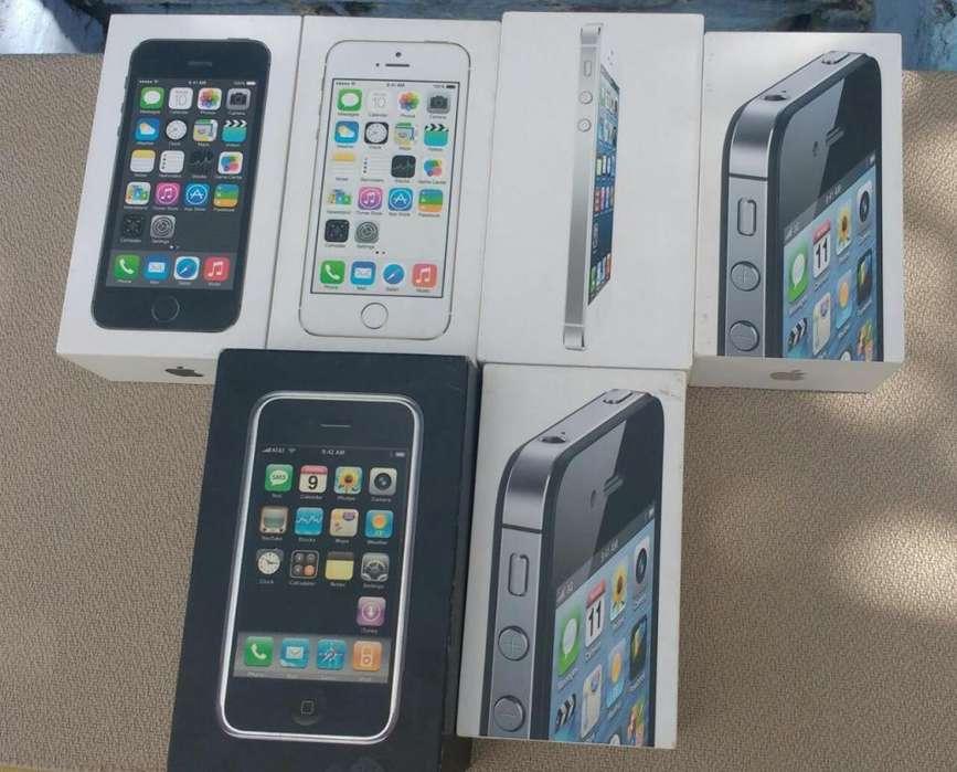 Lote Cajas iPhone