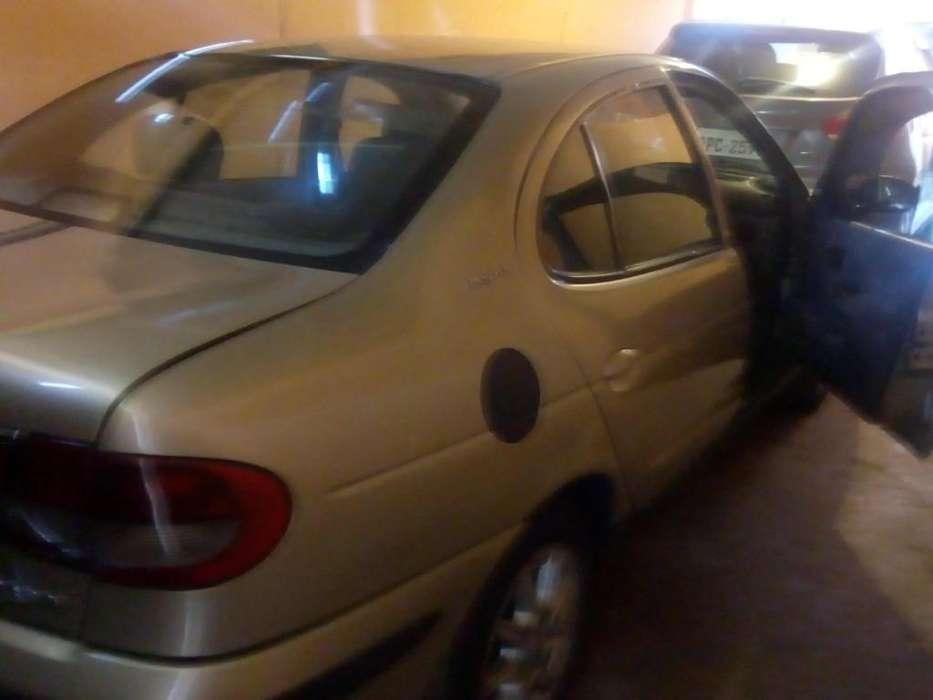Renault Megane  2002 - 260000 km