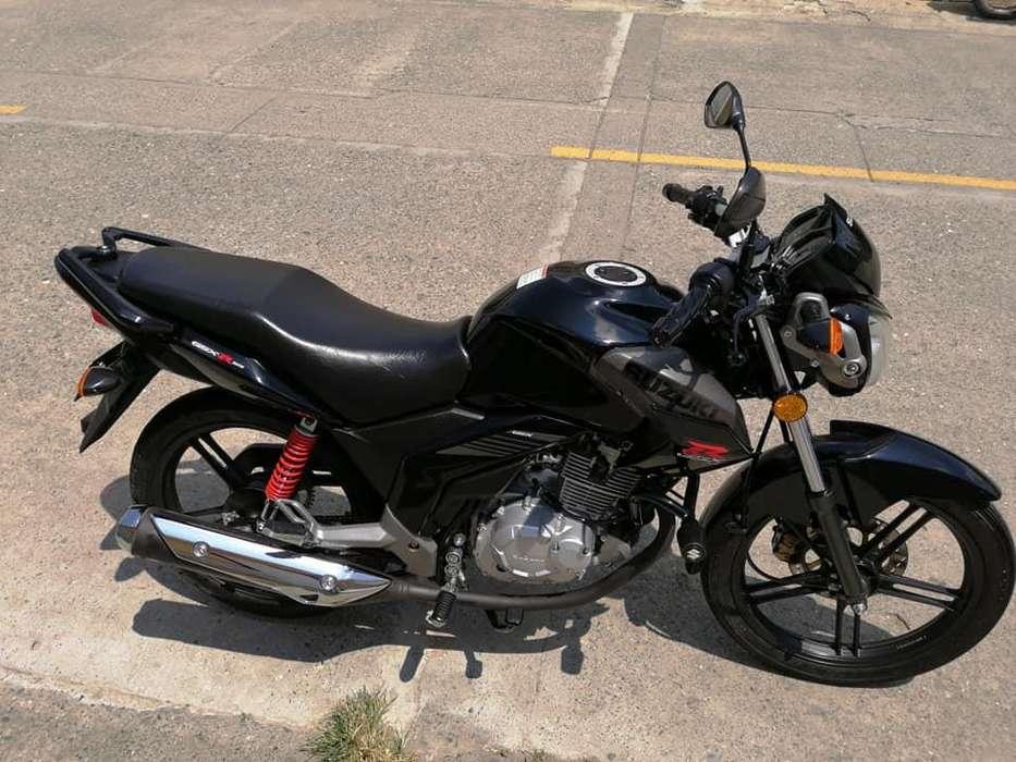 moto como <strong>nueva</strong>.