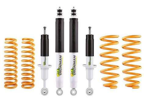 ARKITIROMAN - KIT SUSPENSION IROMAN - Para L200
