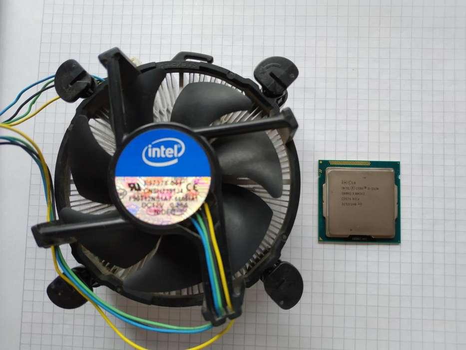 VENDO COMPONENTES PC ESCRITORIO USADOS , INTEL CORE I5, RAM 4GB DDR3 , GRAFICA 1GB DDR5