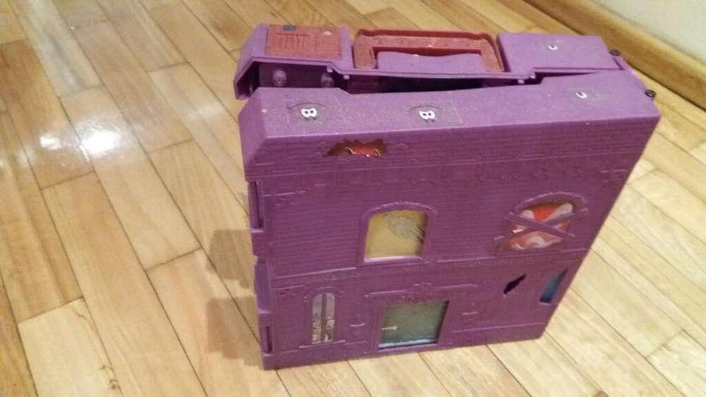 Match Box de spider man