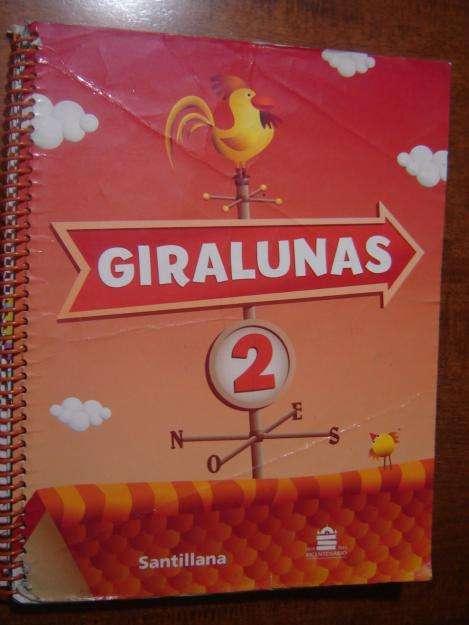 Giralunas 2 . Editorial Santillana