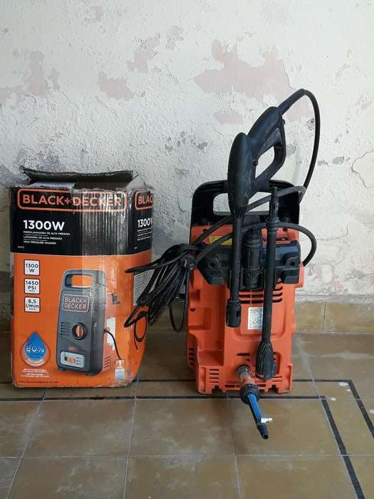 <strong>hidrolavadora</strong> Blackdecker