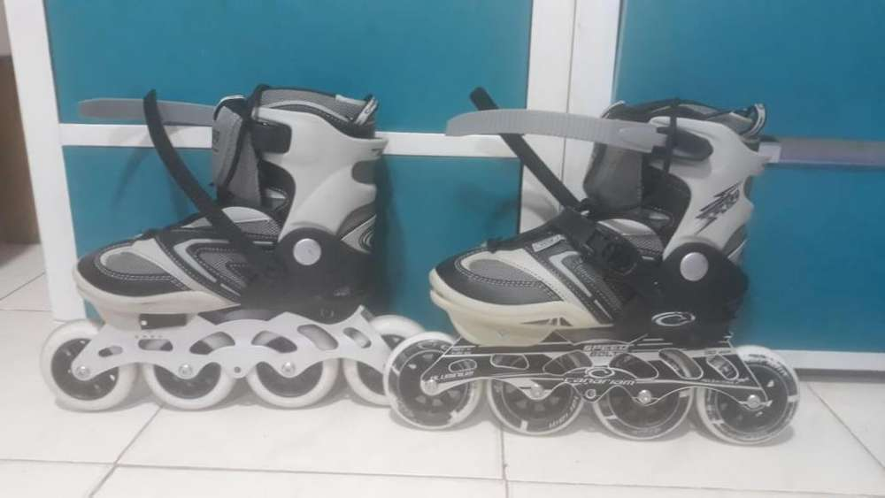 Patines Semipro Speed Bolt Canarian