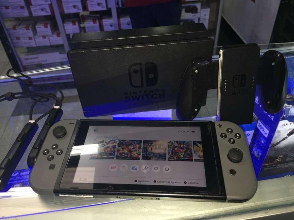 Nintendo Switch Programada