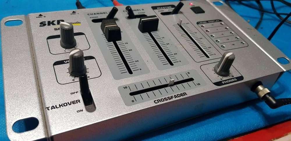 Consola Dj Skp Sm35