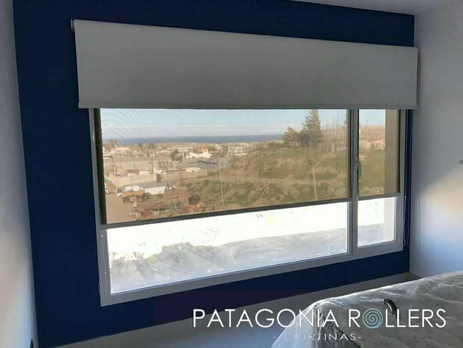 Cortinas Roller Black Out a Medida