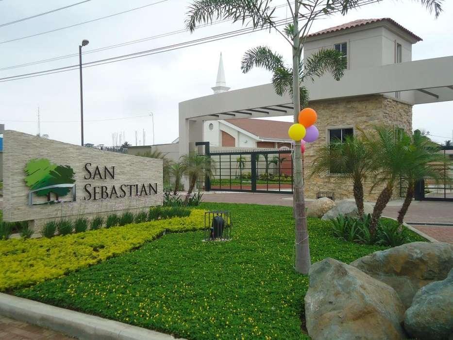 Alquiler C063 Casa en San Sebastian 3 dormitorios Daule Samborondon