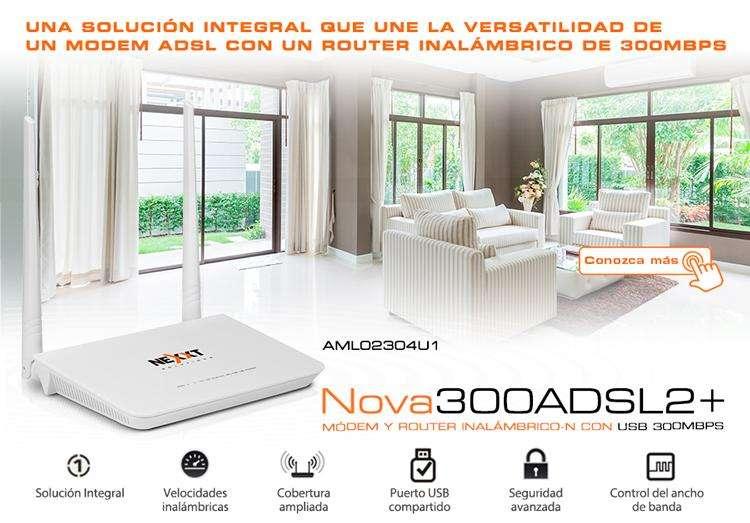 ROUTER NEXXT Nova300 ADSL2 ETAPA