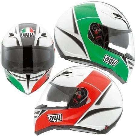 Casco Agv Skyline Original Carbonglass