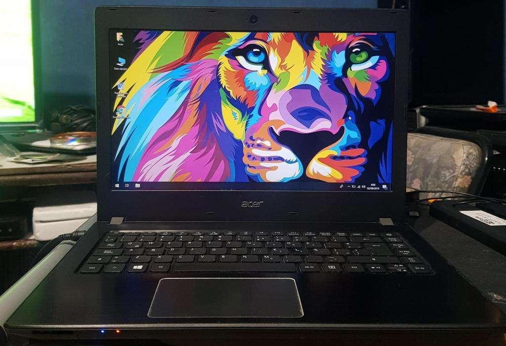 Notebook Acer - DDR4 - i5 6ta Gen - Windows 10 - Garantia - Envio gratis - Cuotas