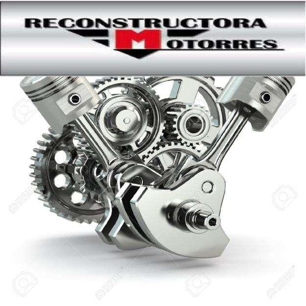 rectificamos y reconstruimos todo tipo de motores diésel gasolina y gnv