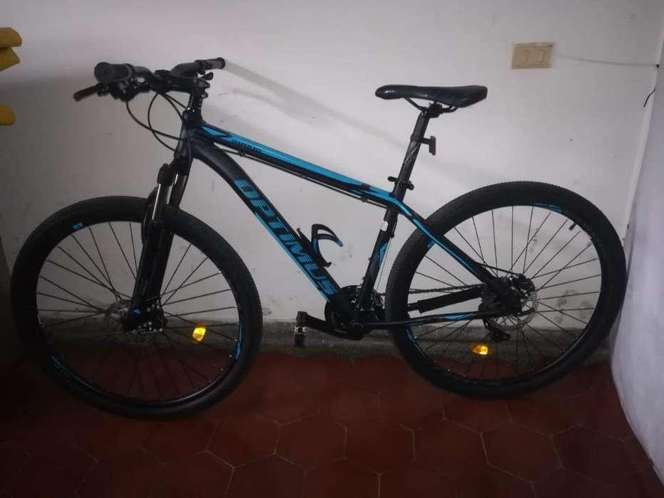 Bicicleta Mtv Optimus