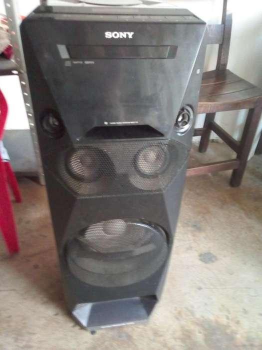 torre de sonido marca sony