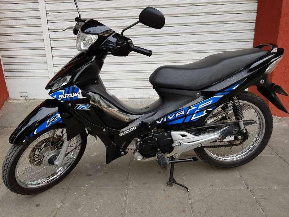 Suzuki Viva R Modelo 2013 Como Nueva